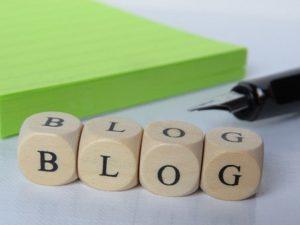 Author Blog