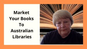 market your books to Australian libraries